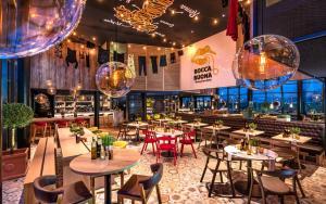 Ресторан / где поесть в Radisson Hotel Zurich Airport