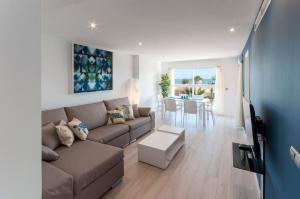 Zona de estar de Ag Bahamas Premium