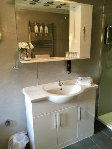 A bathroom at Ashleigh Lodge