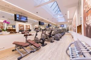 Palestra o centro fitness di Grand Hotel Europe, A Belmond Hotel, St Petersburg