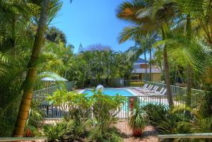 The swimming pool at or near Bila Vista Holiday Apartments