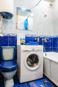 Ванная комната в Apartment TwoPillows on Lenina 36