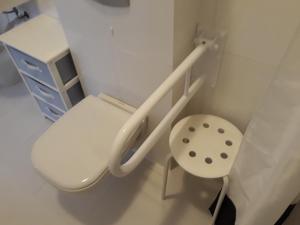 Łazienka w obiekcie Willa Oliwia