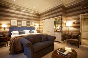 A seating area at The Chester Grosvenor