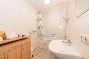 Ein Badezimmer in der Unterkunft Westpark Apartments