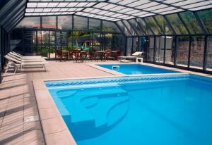 The swimming pool at or near Hotel San Giuseppe