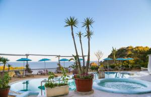 The swimming pool at or near Hotel Torre Sant'Angelo