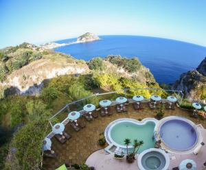 A bird's-eye view of Hotel Torre Sant'Angelo