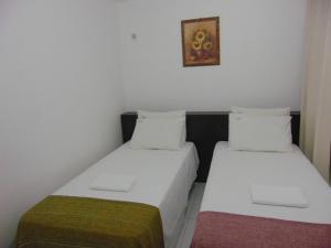 Cama ou camas em um quarto em Aldenora Flats