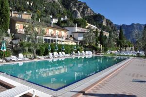 The swimming pool at or near Village Bazzanega