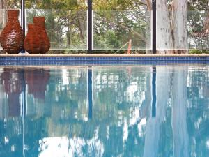 The swimming pool at or near George Kerferd Hotel