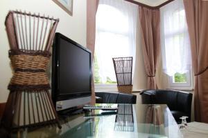 TV/Unterhaltungsangebot in der Unterkunft Hotel Schober am Kurpark