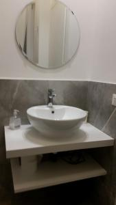 A bathroom at Sunny Home