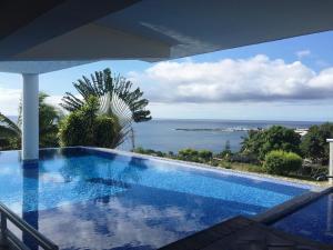 A piscina localizada em Studio Vaiana ou nos arredores