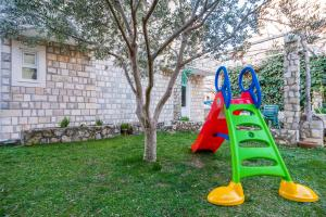 Children's play area at Apartment Petra