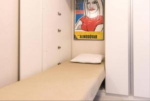 A bed or beds in a room at Imperatriz 14