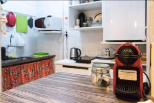 A kitchen or kitchenette at Imperatriz 14