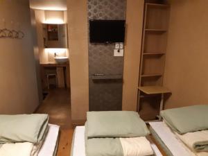 Кровать или кровати в номере Kim Stay 2