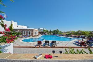 The swimming pool at or near Naxos Resort Beach Hotel
