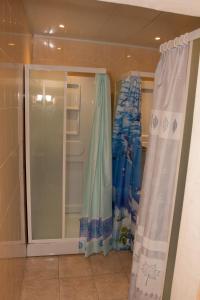 Ванная комната в Гостиница Молодёжная