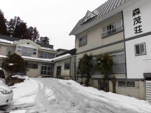 Morishigesou during the winter