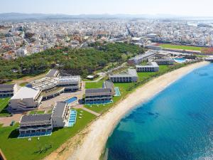 A bird's-eye view of Grecotel Grand Hotel Egnatia