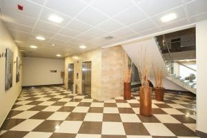 El vestíbulo o zona de recepción de Hotel Diego de Almagro Valparaíso