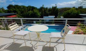 The swimming pool at or near Paboreal Boutique Hotel