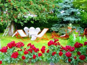 Vrt u objektu Klet Cinkuš