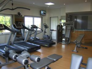 The fitness center and/or fitness facilities at Castro Marim Golfe and Country Club