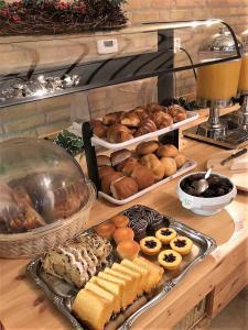 Завтрак для гостей Hotel Palanka