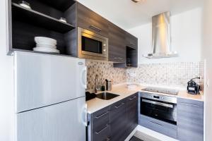 Cucina o angolo cottura di Lizzy apartment
