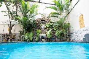 The swimming pool at or close to Inkari Suites Hotel