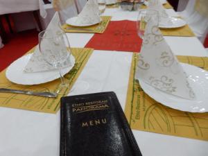 Restoran ili drugo mesto za obedovanje u objektu Panorama Lomnica