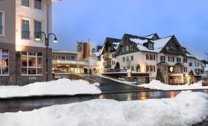Best Western Plus Hotel Willingen im Winter