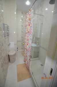 """Ванная комната в Апартамент на Крымской 39, лит """"З"""""""