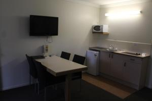 A kitchen or kitchenette at Seagulls