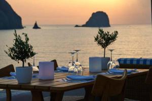 A restaurant or other place to eat at Melian Boutique Hotel & Spa