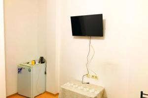 A television and/or entertainment center at ViktoriYana