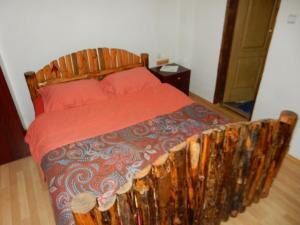Krevet ili kreveti u jedinici u okviru objekta Panorama Lomnica