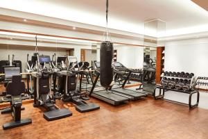 The fitness centre and/or fitness facilities at Hotel Adlon Kempinski Berlin