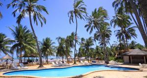 The swimming pool at or close to Bitingui Praia Hotel