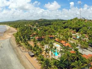 A bird's-eye view of Bitingui Praia Hotel