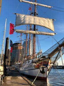 Segelschiff Loth Lorien