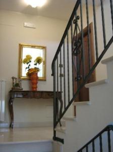 The lobby or reception area at Al Campanile