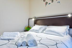 Letto o letti in una camera di AppartaHotel