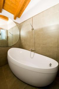 Un baño de Ca l'Andreu