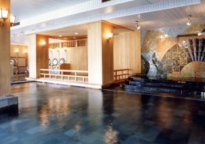 The swimming pool at or near Kinugawa Park Hotels
