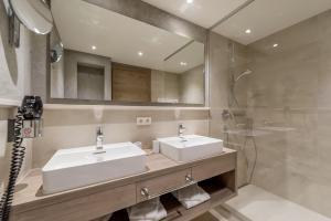Kúpeľňa v ubytovaní Top Apart Gaislachkogl
