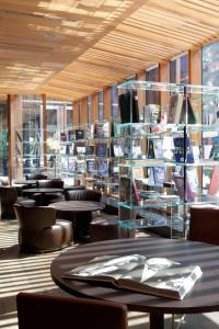 A restaurant or other place to eat at Barvikha Hotel & Spa - The Leading Hotels of the World
